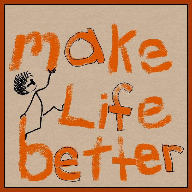Make Life Better ‹ Discover ‹ Reader — WordPress.com