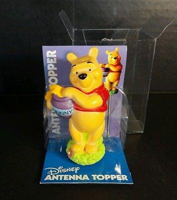 Disney-Winnie-The-Pooh-Car-Aerial-Antenna-Topper-Hang-Cord #winniethepooh #disney