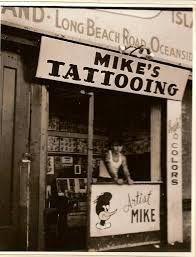 318 best tattoo history images on pinterest vintage for Tattoo shops in oceanside