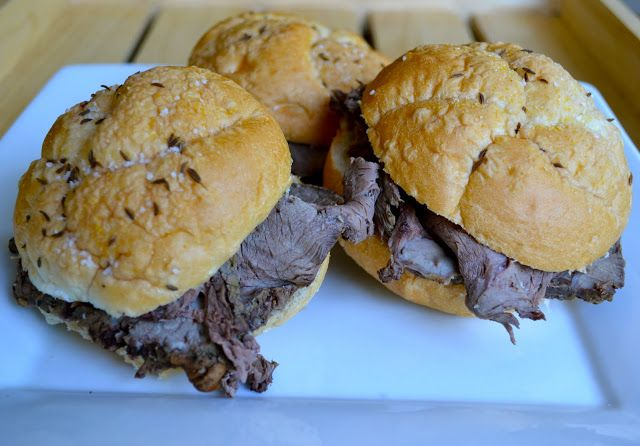 Beef On Weck - Mother Thyme