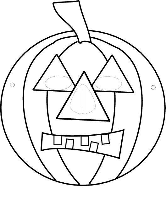 pompoen masker maken - Google zoeken
