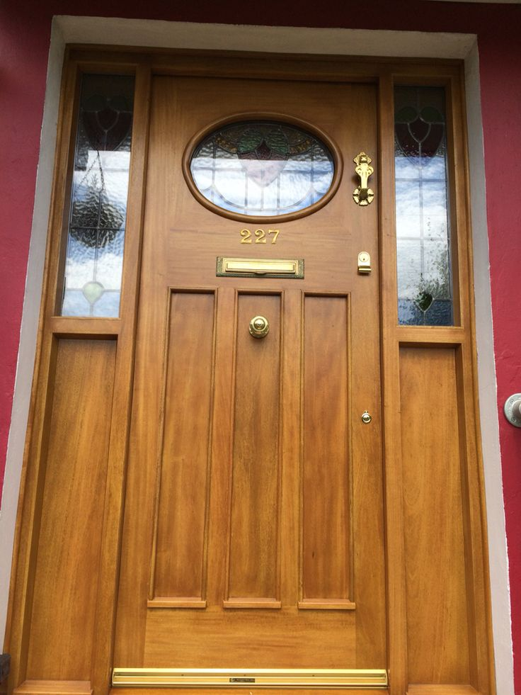 21 best images about bespoke wooden doors on pinterest for Front door frame