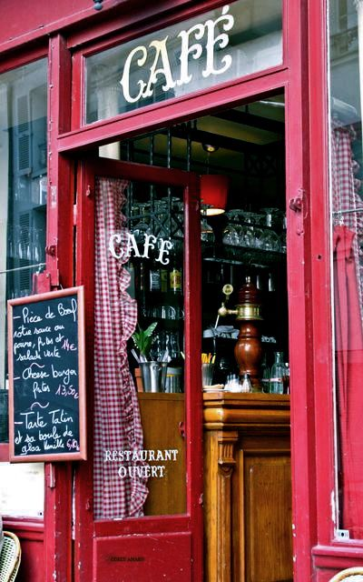 Cafés, bistrots and brasseries are traditionally drinking establishments but they do serve sandwiches and light meals, notably at midday.