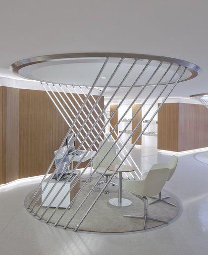 Bmw Showroom Mindseye Lighting Design Paris Retail