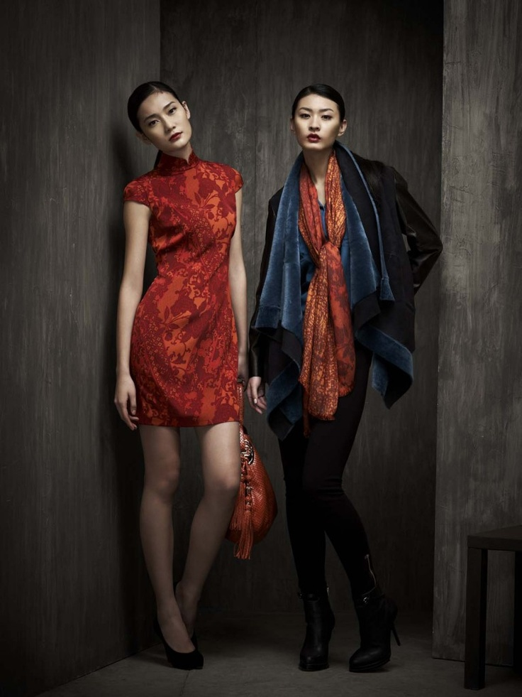 SHANGHAI TANG AUTUMN/WINTER 2012