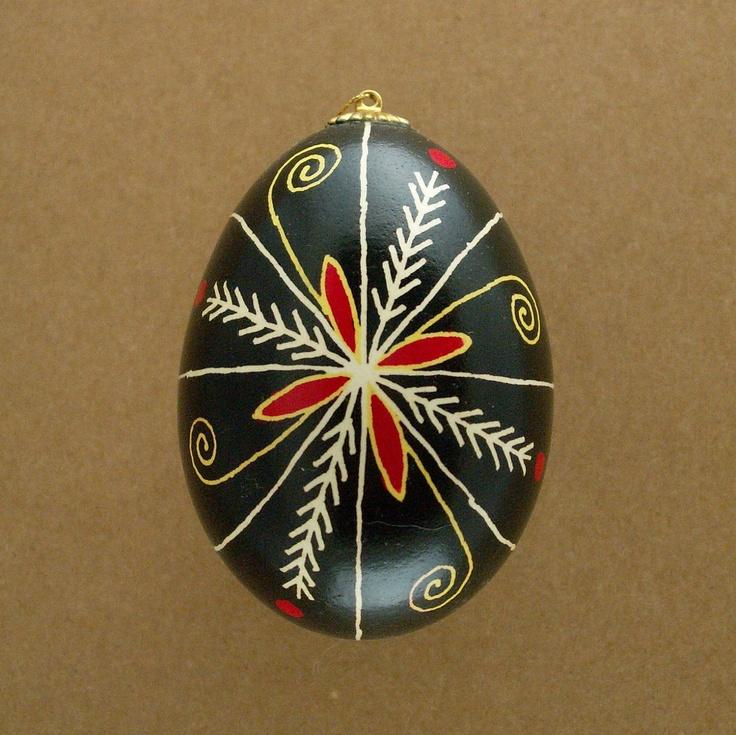 Pysanky Ukrainian Easter Egg Pinwheel