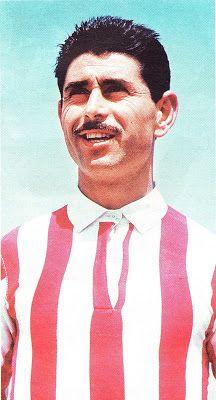 Ρωσσίδης Ηλίας. Κύπρο. (1927). Αμυντικός. Από το 1948-1961. (247 συμμετοχές 150 goals).