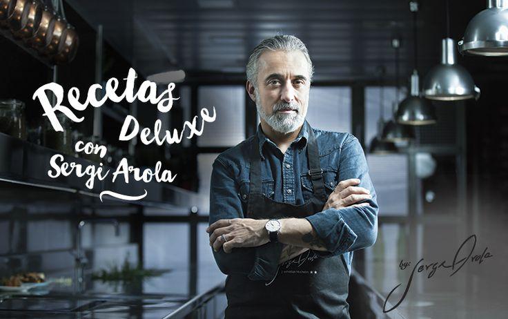 Recetas de Sergi Arola Deluxe