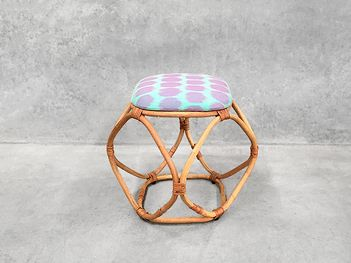 Hand made from sustainable materials, these Holy Funk feature stools add an eye catching burst of colour into your home. View online today with quick delivery