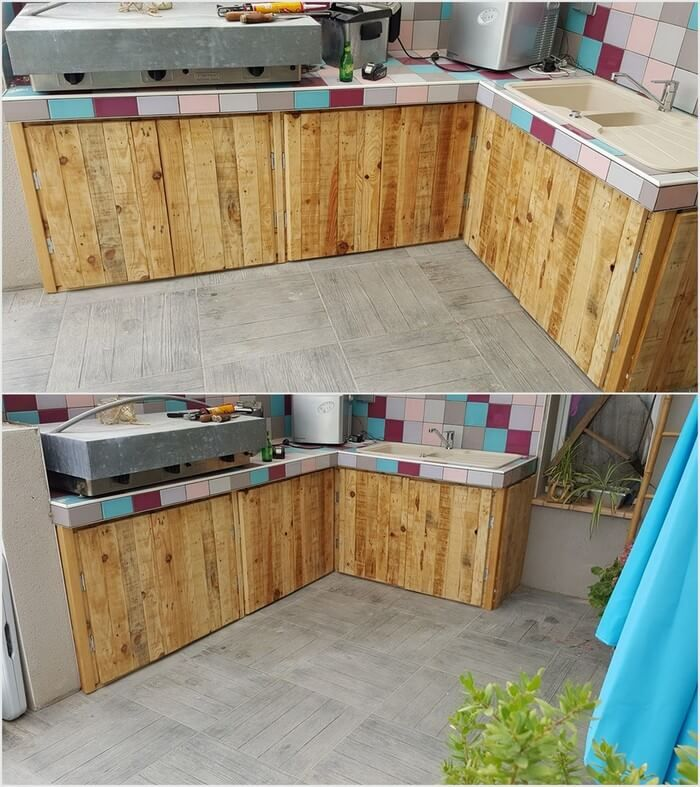 Kitchen Set Pallet: Mejores 12 Imágenes De Bajo Mesada En Pinterest