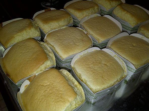Japanese Hokkaido Cake Recipe: Hokkaido Chiffon Cake