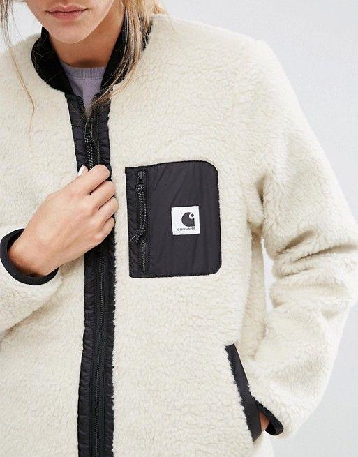 Carhartt WIP Janet Fleece Liner Jacket