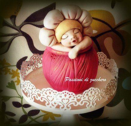 "The Winner!!!      ""Little Daisy"" Cupcake"