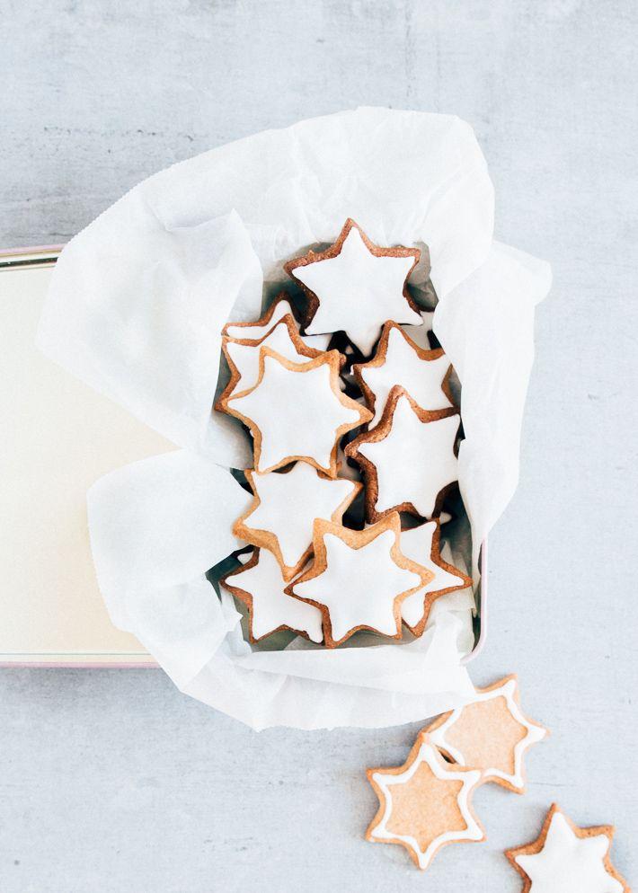 ien deze kaneelsterren er niet feestelijk uit? Superleuk voor de kerstdagen! En niet onbelangrijk, deze kaneelsterren smaken heerlijk.