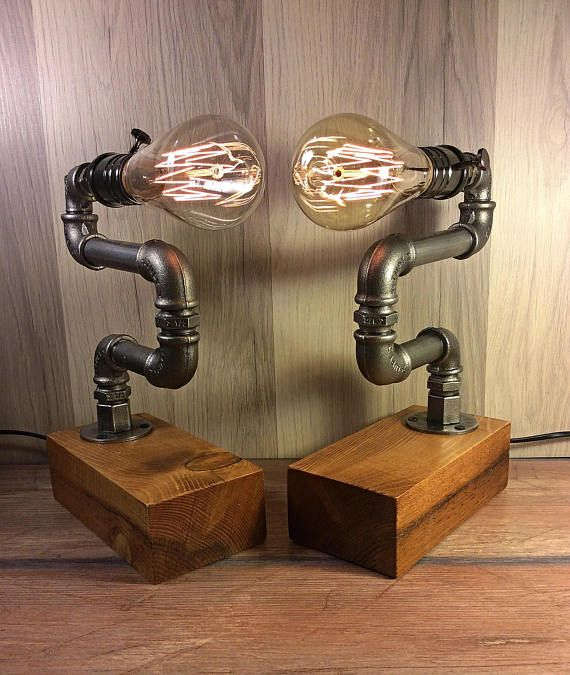 Edison Lamp Rustic Decor Unique Table Lamp Industrial: Best 25+ Housewarming Gifts For Men Ideas On Pinterest