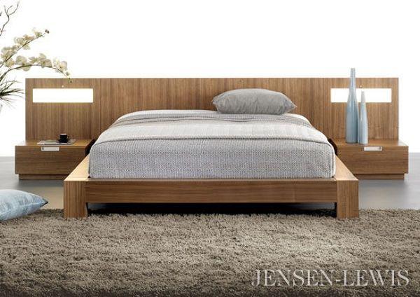 Qual a altura ideal para uma cabeceira de cama em madeira? - Habitissimo