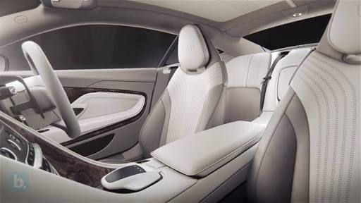 Image result for aston martin db11 interior images