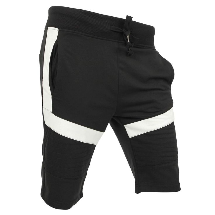 VW Mens Fleece Jogger Shorts (1VWA4007)