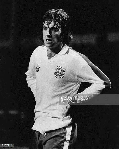 The Leyton Orient and England footballer Stan Bowles