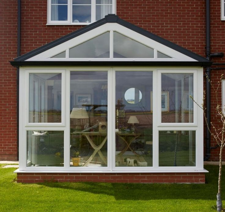 Solid Conservatory Roofs | Hybrid Conservatory Roof System | EYG