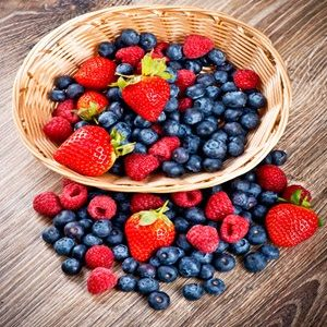 Boost your health and ward off disease with delicious berries – the ultimate superfood.
