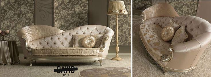 Luxury sofa baroque Divano lusso barocco #luxurysofa #baroquesofamadeinitaly #divanolussobarocco