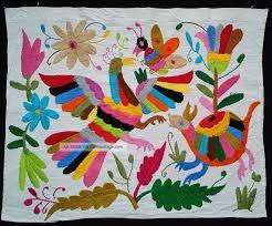 otomi embroidery - Buscar con Google