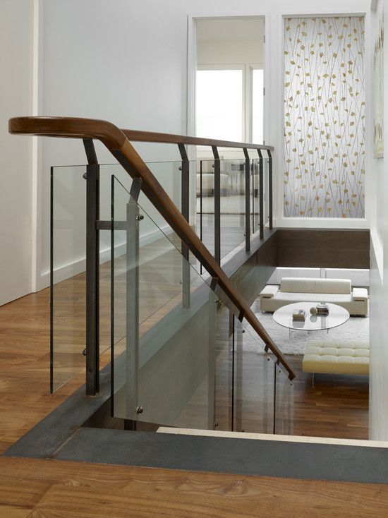 18 Modern Glass House Exterior Designs: 18 Best Images About Rustic Iron Railings On Pinterest