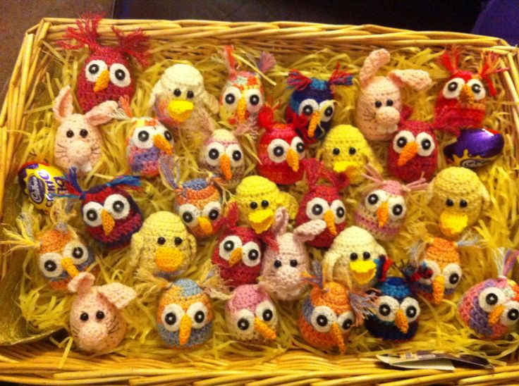 31 Best Images About Crochet Easter On Pinterest Free