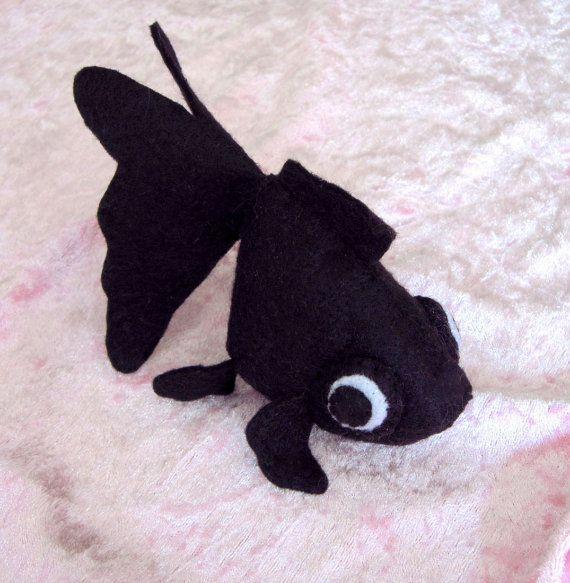 17 beste afbeeldingen over sew cute op pinterest for Fish stuffed animals