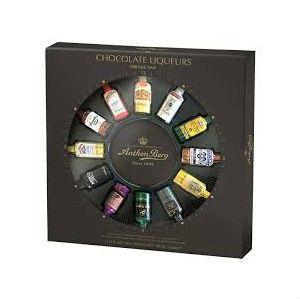 Anthon Berg Chocolate Liqueurs - Drinks Time