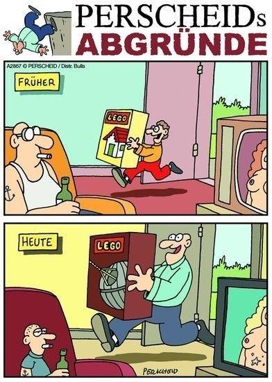 Family Cartoon Heute