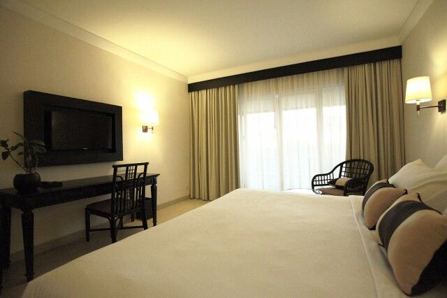 Deluxe Room with King Size Bed Grand Luley Resort Manado