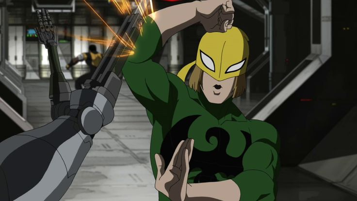 After we wanted an Asian superhero Marvels live-action Iron Fist isjust another white guy