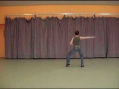 "Learn how to dance Michael Jackson's ""Thriller!"" Great for a halloween party. ;)"