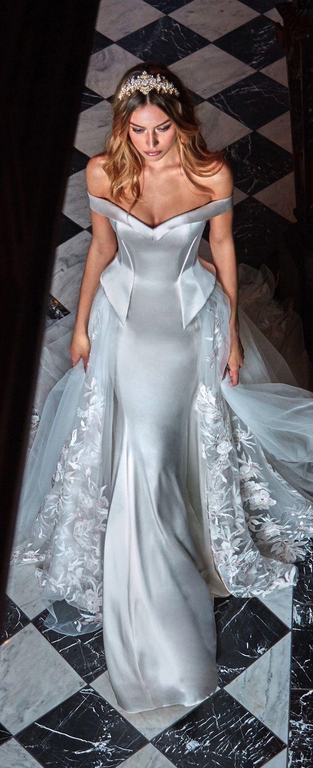 178 best Wedding Dresses images on Pinterest | Short wedding gowns ...