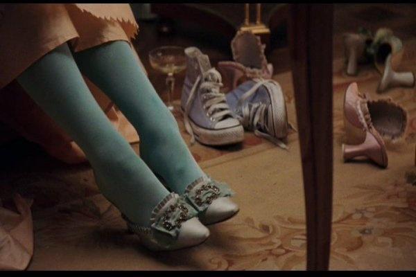 Marie Antoinette Movie Tennis Shoes