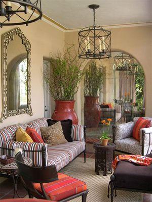 Cocktail Veranda by MK  Company Interior Design Garden Design