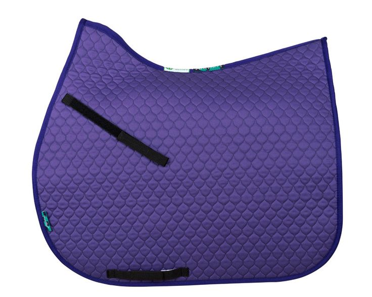 HiWither everyday saddlepad (SP11) GP Purple