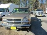 1996 Chevrolet C/K 2500 Silverado Extended Cab LB HD 4WD For Sale - CarGurus