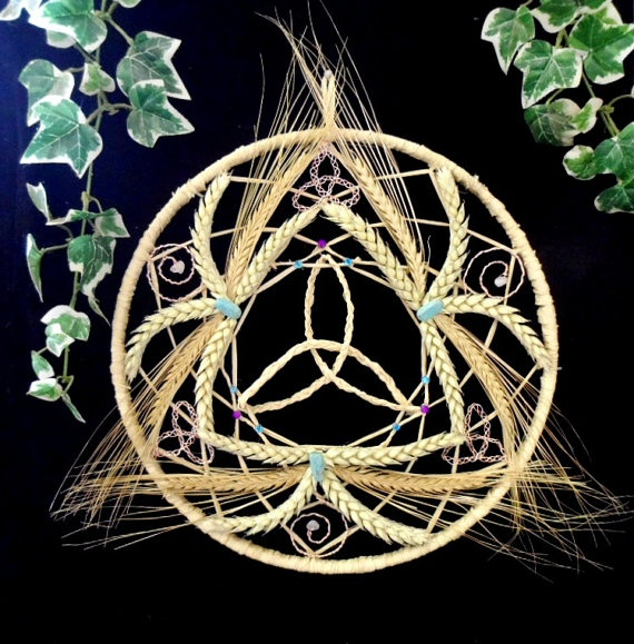 Celtic Handfasting Mandala