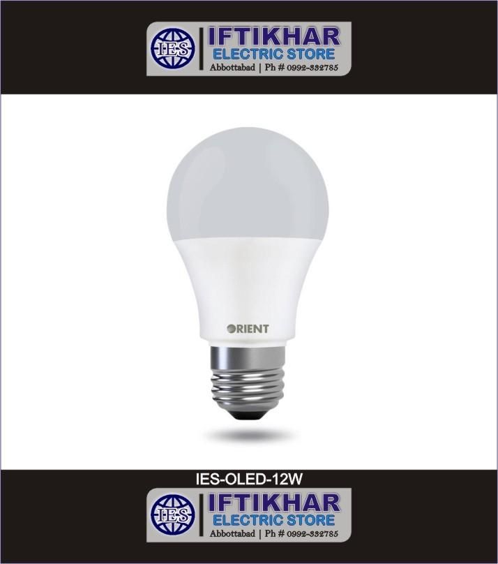 12 Watt Orient Led Bulb Daylight E27 Led Bulb Electricity Bulb