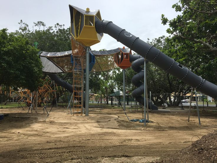 Join us on Saturday, December 2 at 9am - 11am for a community open day to celebrate the official opening of the new Queens Park Playground. The $783,000 project is set to be the biggest and best playground in the region and features a custom sky tower, elevated 7.5 metres in the air, as well as two smaller towers for younger children. There will also be face painters, fairy floss and a community BBQ to celebrate. Free to attend.