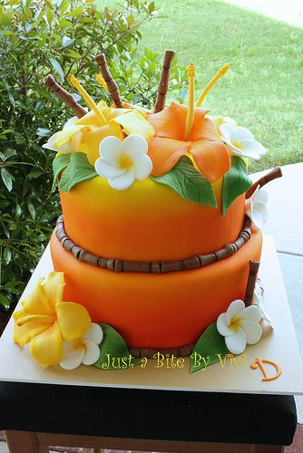 Hawaiian vivi by Vivi :o), via Flickr                                                                                                                                                      More