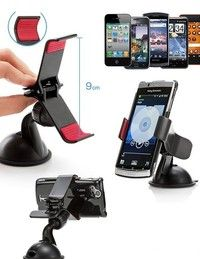 I think you'll like Universal Car Phone Holder Windshield Dashboard Mount Stand For iPhone GPS MP3 4. Add it to your wishlist!  http://www.wish.com/c/53a987fbd911392c8c304104