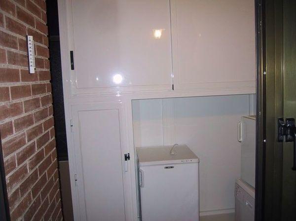 M s de 1000 ideas sobre lavadora secadora armario en - Armario para lavadora ...