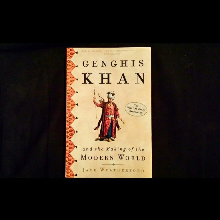 Came in the mail today.  #GenghisKhan #GenghisFonz #Mongol #Conquerer #Warrior #Strategist #Army #Dynasty #Empire #Philosophy #Linguistics #Epistemology #Ontology #Theology #History #Politics #Mongolia #Classic #Literature #Books #MakeYourOwnHistory #Motivation #Everyday #Discipline #Willpower #Persistence #Art #Music #Writing #Film #Master #iKreate #Vacarme #Noir