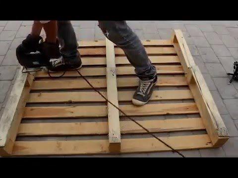 Curso Móveis Com Pallets Passo a Passo - Aprenda Uma Nova Profissão Aqui - YouTube