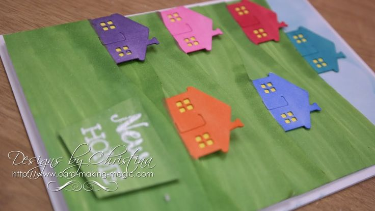 Simply Cards & Papercraft 168 Scenic Winter Border Dies