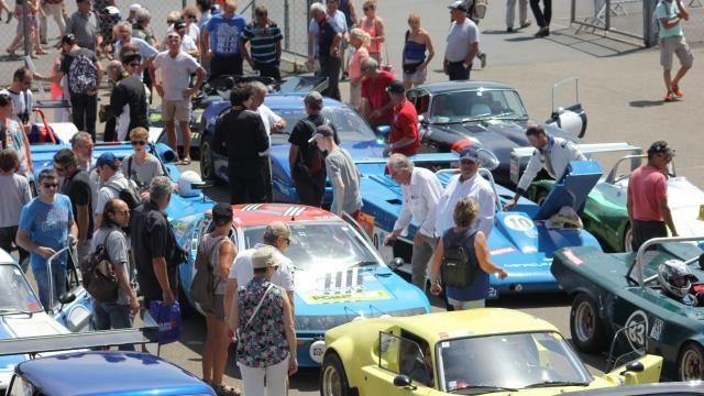 25 000 passionnés se sont donné rendez-vous au circuit Bugatti.